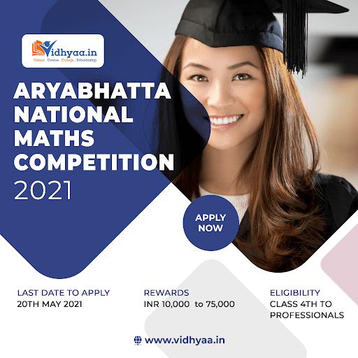 Aryabhatta National Maths Competition