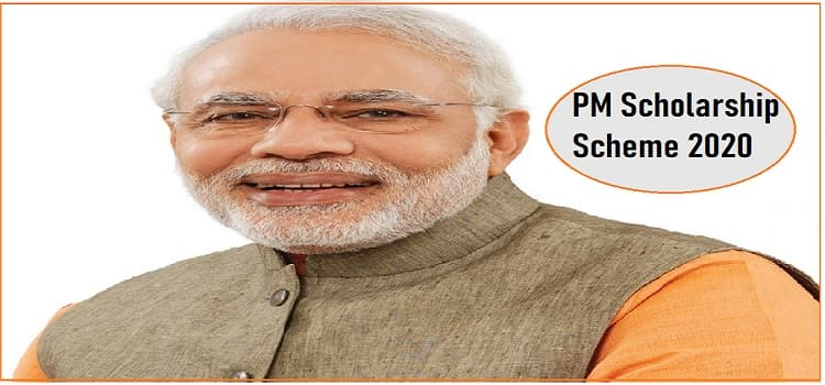 PM Scholarship 2020 open for 10th and 12th passed students